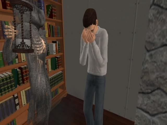 Денис плачет, что дедушка Опиньш умер