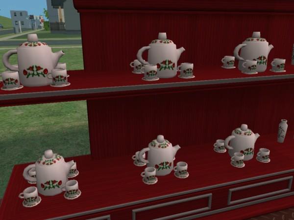Продажа чайников в магазине Изделия.