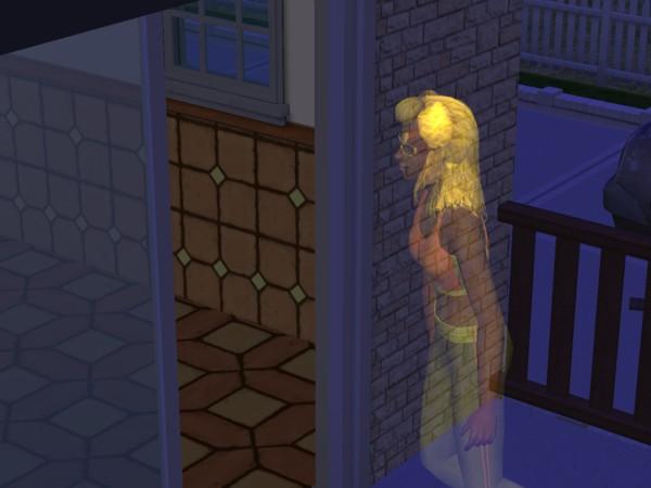 Призрак жены Антона.