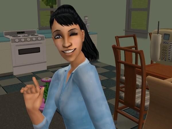 Лилия - вторая жена Дениса.