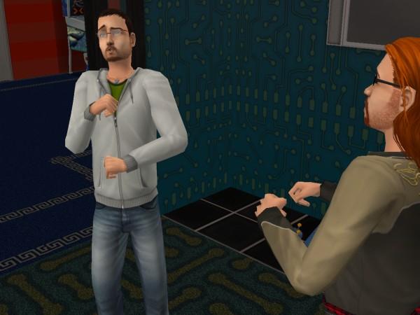 Денис и Рико поют!