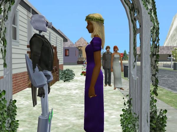 Свадьба Антона.